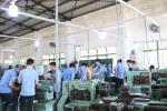 Hệ thống phòng học và xưởng thực hành rộng rãi